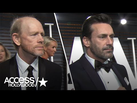 Ron Howard, Jon Hamm & More React To Bill Paxton's Death  Access Hollywood