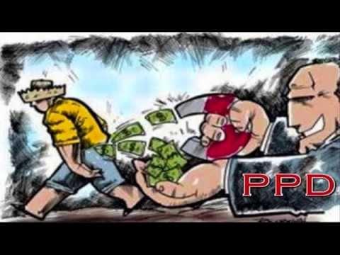 """""""SUICIDIOS"""" por IMPUESTOS AGP PPD Bernier Puerto Rico"""