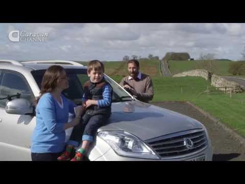 CC S04E17 - TRAVEL & CAMPSITES Northumberland
