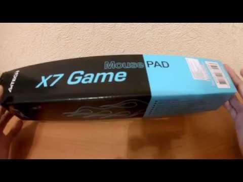 Игровая поверхность A4Tech X7-300MP Speed (4711421735193)