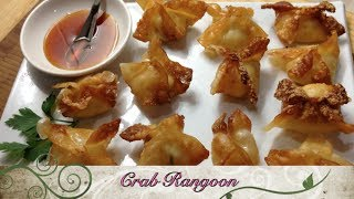 Crab Rangoon Video Recipe cheekyricho Tutorial