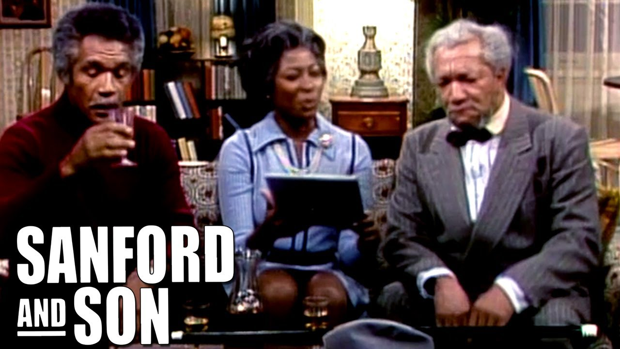 Donna Has Another Date! | Sanford and Son