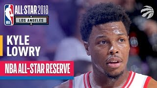 Kyle lowry, raptors (4th all-star selection): the 12-year veteran's four selections have come in consecutive seasons. lowry is one of three pla...
