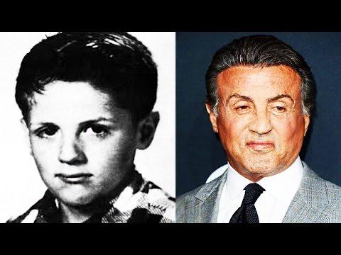 Sylvester Stallone - Im Alter von 7 bis 70!