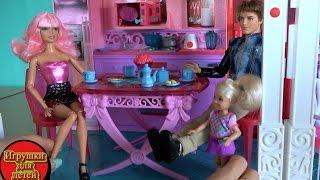 Видео с куклами Барби, серия 489, Келли очень хочет собаку