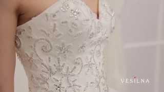 Свадебные платья VESILNA™ модель 2016(Свадебное платье торговой марки VESILNA модель № 2016 каталог Julia. http://vesilna.ua/katalog/kollektsiya-julia/svadebnoe-plate-model-2016 Купить..., 2015-02-26T16:39:59.000Z)