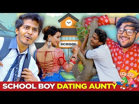 SCHOOL BOY DATING AUNTY || NISHANT CHATURVEDI Feat. VIRAT BENIWAL