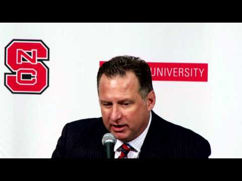 Coach Gottfried Press Conference Post Boston College