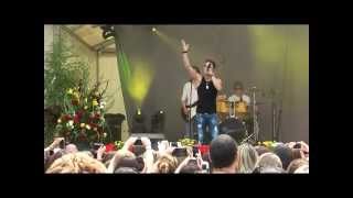 Luca Hänni - Allein Allein - Welcome Home Party 2/10