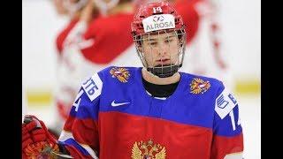 PFR Highlights: Andrei Svechnikov (2018 NHL Draft)