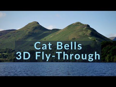 Hiking Cat Bells
