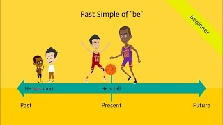 Download lagu Past Simple Tense be - was / were: Fun & Interactive English Grammar ESL Video