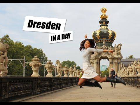 Dresden In A Day | Edwina Bong