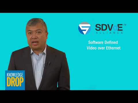What Is SDVoE? | Anixter