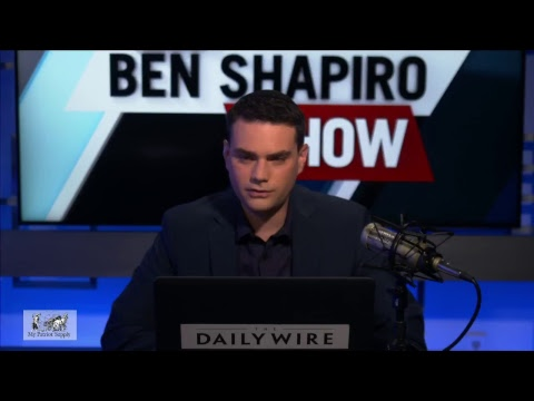 The Culture Wars   The Ben Shapiro Show Ep. 385: The Emmys, boobs on CNN, and President Trump goe...