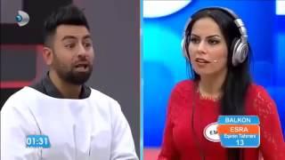Чтение по губам Смешная пара в турецком шоу