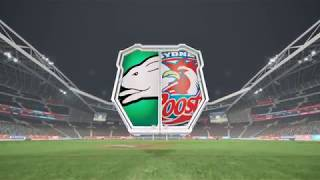 Rugby League Live 4 (PS4) Rabbitohs vs Roosters (2018 round 22)