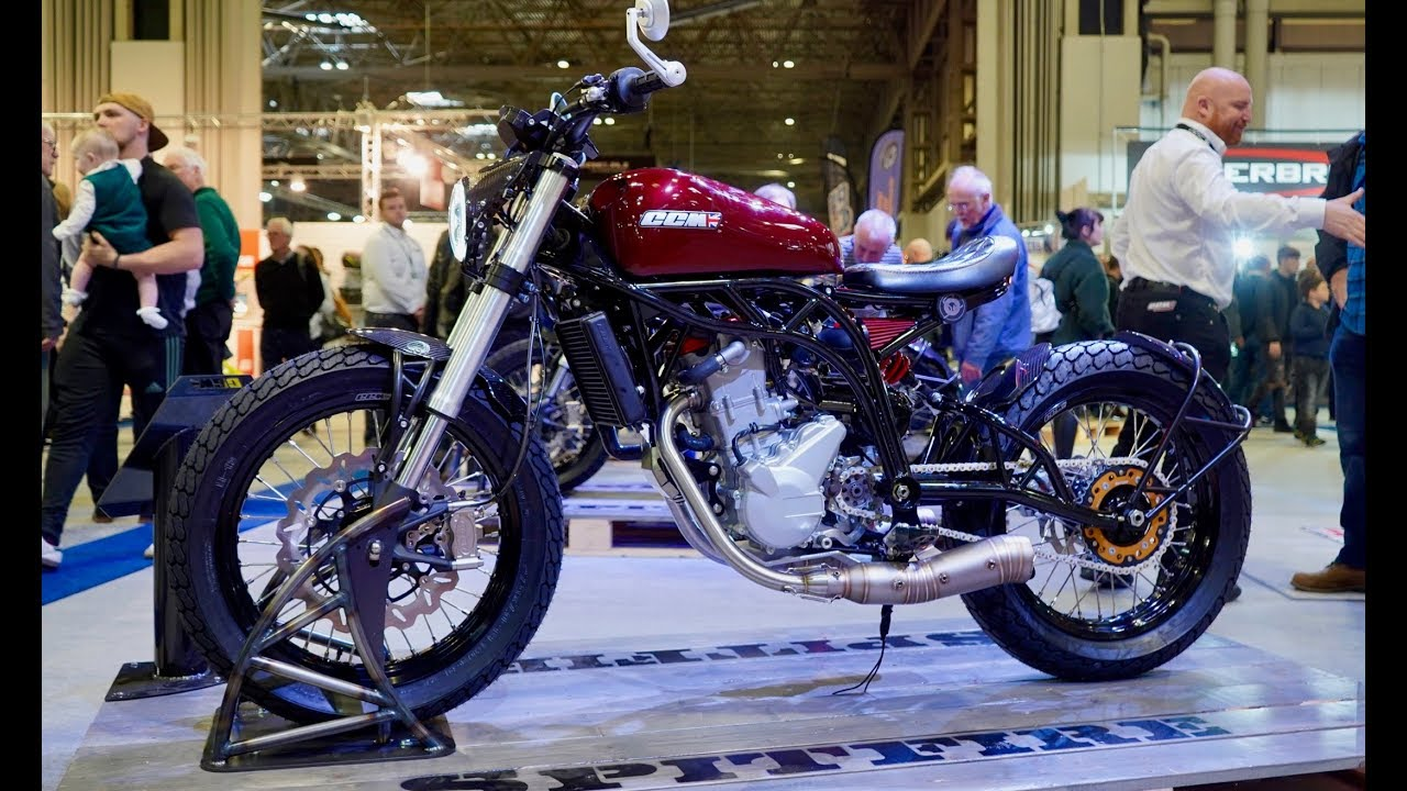 CCM Spitfire Six - Awesome British Motorcycle