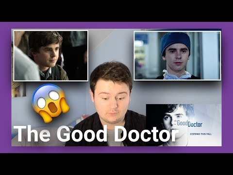 """Autistic Person Reacts to """"The Good Doctor"""" Trailer"""