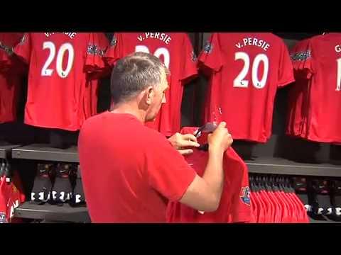 Megastore Manchester United