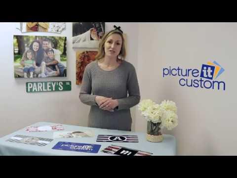 Custom License Plates - PictureItCustom.com