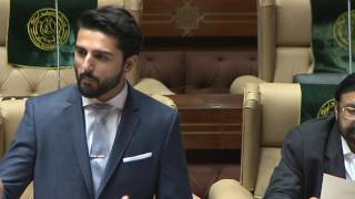 Sardar Mohammad Baksh khan mahar Speech on Budget 2017-18 at Sindh Assembly