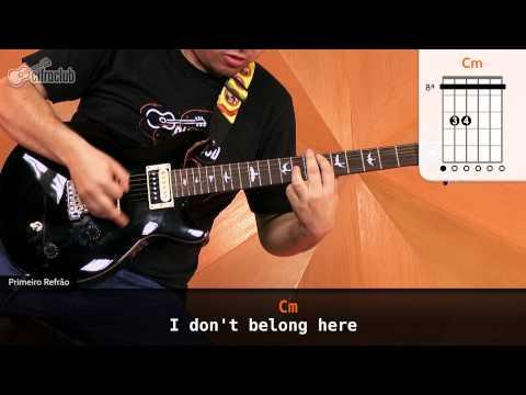 Creep - Radiohead (aula de guitarra)