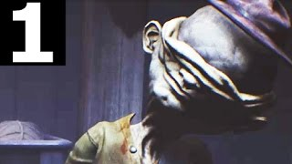 Little Nightmares Part 1 - Chapter 1: Prison - Walkthrough Gameplay (No Commentary) (Horror Game)