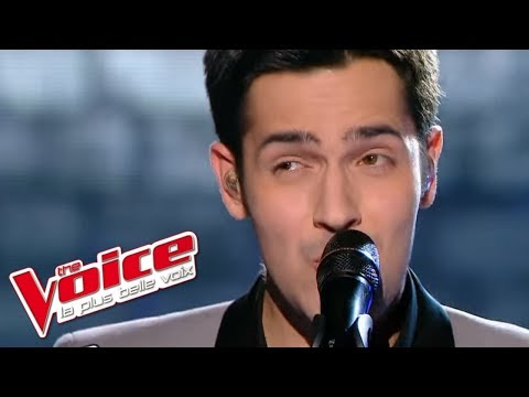 The Voice 2013│Yoann Fréget - Free (Steevie Wonder)│Prime 4
