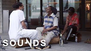 National Theatre Sounds 2: Kumina Drummers