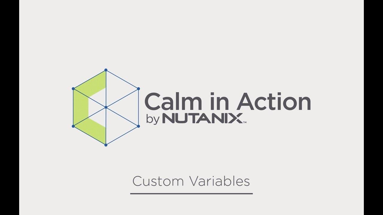 Nutanix Calm 2 7 feature overview | Ervik as - EUC, HCI