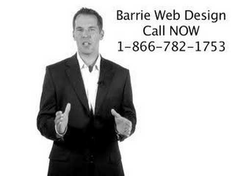 Website Design Barrie Ontario Web Designers