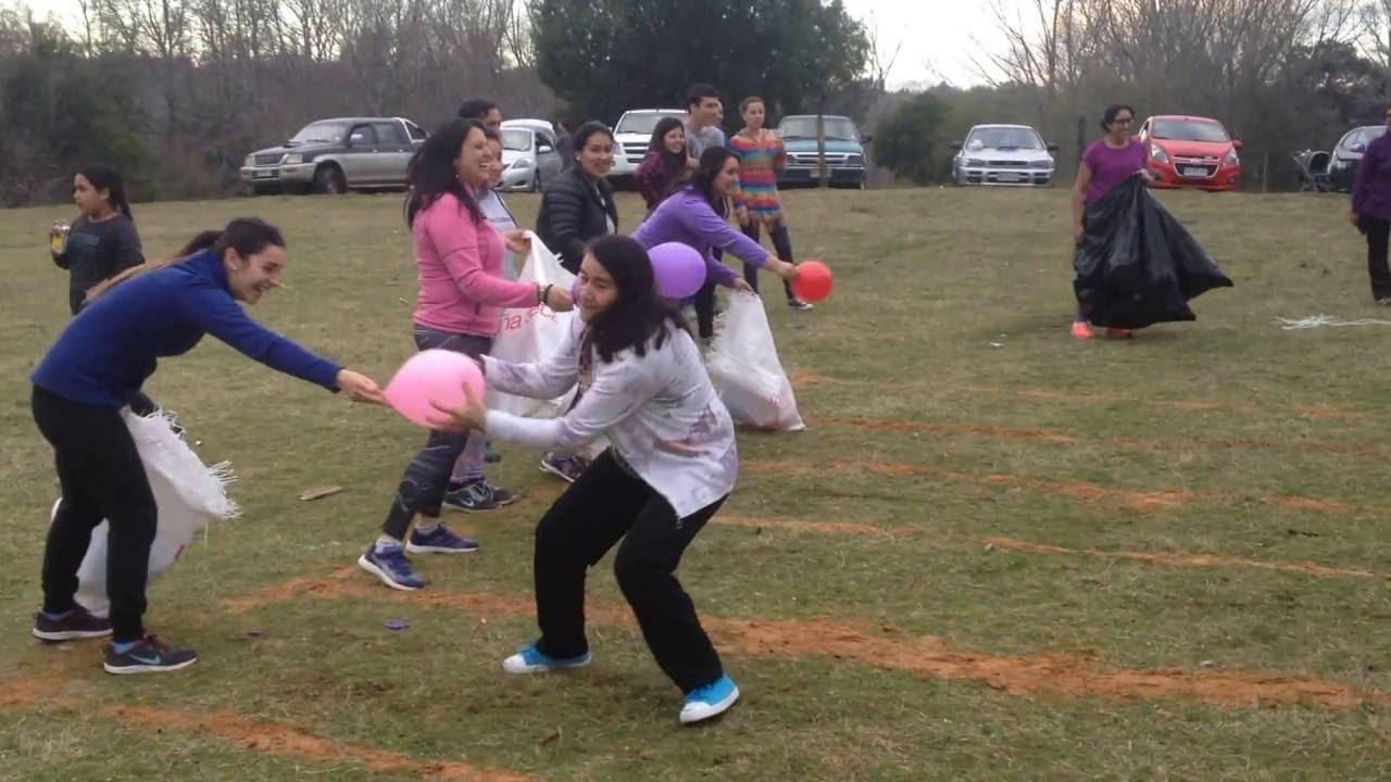 Parte 17 Competencia Globos Mujeres Dia 1 Juegos Populares