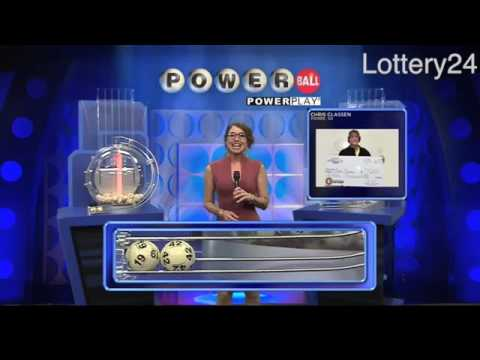 2017 07 26 Powerball Numbers and draw results
