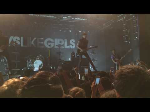Boys Like Girls - The Great Escape (live) - NYC - 8/06/16