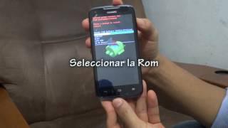 Revivir y/o Actualizar Huawei Y520 U33 U03 U22 ( Unbrick / Desbrickear / Rom / Software)