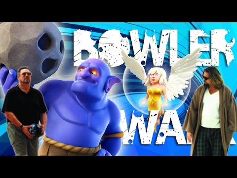 BOWLER STRATEGY UPDATE | Clash of Clans | NEW & IMPROVED BOWLER WALK!