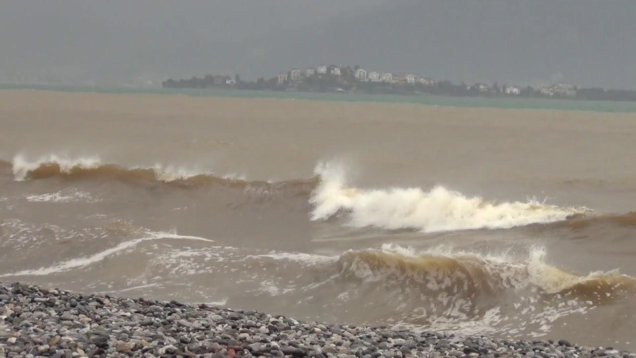 Fethiye'de Denizin Rengi Değişti /Sea Color Change
