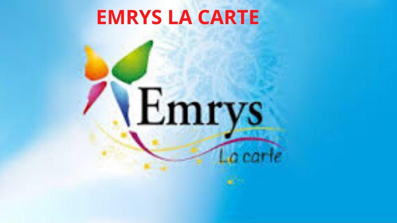 emrys la carte avis EMRYS LA CARTE   YouTube