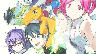 Digimon World Re:Digitize ALL DIGIMONS AND EVOLUTIONS