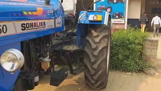 नए ट्रैक्टर DI 35 VS DI 45 lll vs DI 50 RX SONALIKA