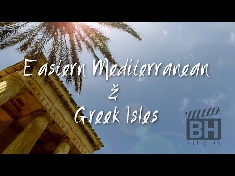 NCL Eastern Mediterranean & Greek Isles Cruise // Travel Video