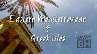 #NCL Eastern Mediterranean & Greek Isles Cruise // Travel Video
