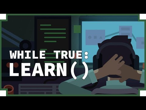 While True: Learn - (Machine Learning Tycoon Game)