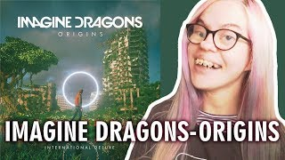 Baixar IMAGINE DRAGONS - ORIGINS (ALBUM REACTION) | Sisley Reacts