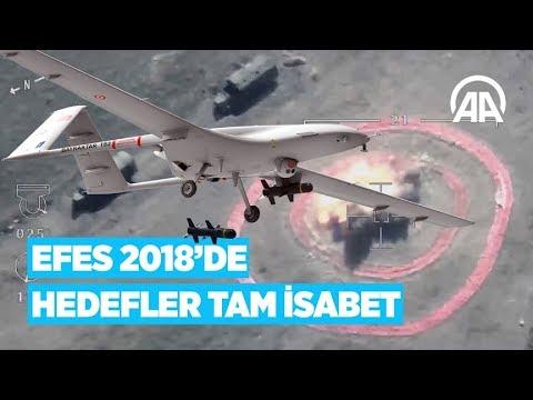 Efes 2018'de hedefler tam isabet