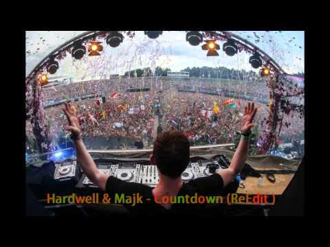 Hardwell & MAKJ - Countdown (Original Remix) 2o13