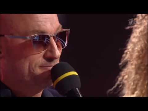 Видео, Лучшее шутка на шоу Голос-5 Полина гагарина - Шутят над нею