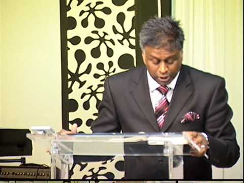 Mark 1: 9 - 13 Tempted Tried and Tested - Pastor Dia Moodley Spirit of Life Church 24/02/2013