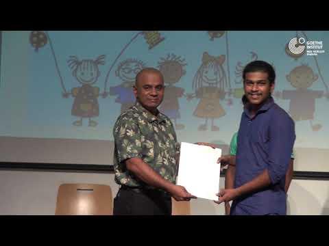 Schülerfest 2019 _ Prize Distribution